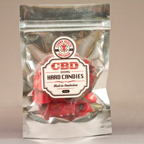 100mg CBD Hard Candy - Canna Health Amsterdam